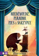 Okładka - Niedźwiedź, pianino, pies i skrzypce