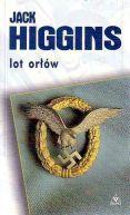 Okładka książki - Lot orłów