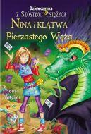Okładka ksiązki - Nina i Klątwa Pierzastego Węża
