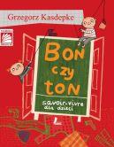 Okładka - Bon czy ton savoir-vivre dla dzieci