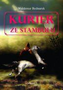 Okładka książki - Kurier ze Stambułu
