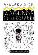 Okładka książki - Zagłada i czekoladki