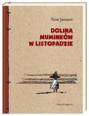 Okładka książki - Dolina Muminków w listopadzie
