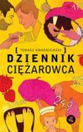 Okładka ksiązki - Dziennik ciężarowca