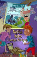 Książka Natka, Koko i lampa Aladyna