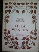 Okładka ksiązki - Lilla Weneda