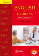 Okładka książki - English in medicine. Conversations