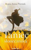 Okładka książki - Taniec słonecznika
