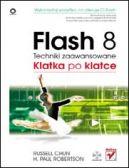 Okładka - Flash 8. Techniki zaawansowane. Klatka po klatce
