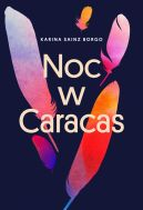 Okładka książki - Noc w Caracas