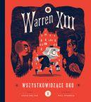 Okładka książki - Warren XIII i Wszystkowidzące oko