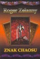 Okładka książki - Znak Chaosu