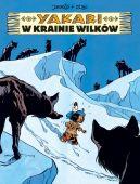 Okładka - W krainie wilków