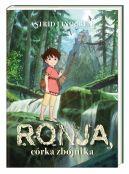Okładka książki - Ronja, córka zbójnika