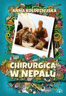 Okładka - Chirurgica w Nepalu