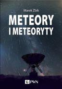 Okładka - Meteory i Meteoryty
