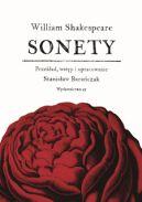 Okładka książki - Sonety