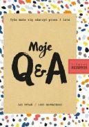 Okładka - Moje Q&A. 3-letni dziennik