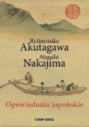 Okładka - Opowiadania japońskie