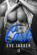 Okładka książki - Sexy Bastard (#2). Sexy Bastard. Cash