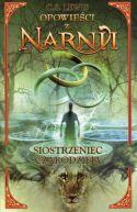 Okładka książki - Siostrzeniec czarodzieja