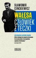 Okładka książki - Wałęsa. Człowiek z teczki