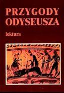 Okładka ksiązki - Przygody Odyseusza