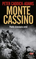 Okładka - Monte Cassino. Piekło dziesięciu armii