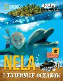 Okładka książki - Nela i tajemnice oceanów