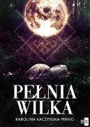 Okładka książki - Pełnia wilka
