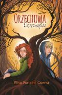 Okładka książki - Orzechowa Czarownica