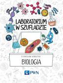 Okładka książki - Laboratorium w szufladzie. Biologia
