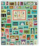 Okładka książki - Atlas miast