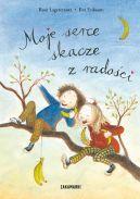 Okładka ksiązki - Moje serce skacze z radości