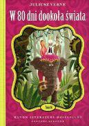 Okładka książki - W 80 dni dookoła świata