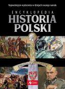 Okładka książki - Encyklopedia. Historia Polski