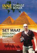 Okładka ksiązki - Set Maat - siedlisko prawdy. Wędrówki po Egipcie, Izraelu, Jordanii i Maroku