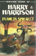 Okładka ksiązki - Planeta śmierci 2