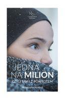 Okładka książki - Jedna na milion