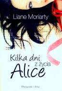 Okładka ksiązki - Kilka dni z życia Alice