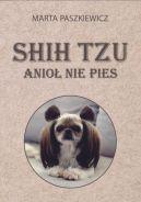 Okładka - Shih tzu anioł nie pies