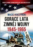 Okładka ksiązki - Gorące lata zimnej wojny