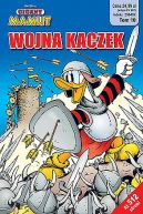 Okładka ksiązki - Gigant Mamut. (Tom 10). Wojna kaczek