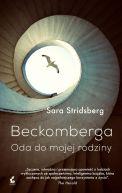 Okładka ksiązki - Beckomberga. Oda do mojej rodziny