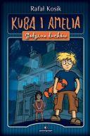 Okładka ksiązki - Kuba i Amelia. Godzina duchów