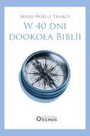 Okładka - W 40 dni dookoła Biblii