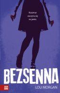 Okładka książki - Bezsenna