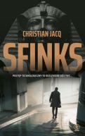 Okładka książki - Sfinks