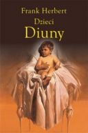 Okładka ksiązki - Dzieci Diuny