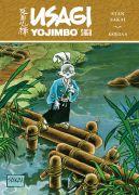 Okładka książki - Usagi Yojimbo. Saga. Księga 6